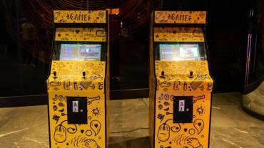 Kiralık Atari Makinası