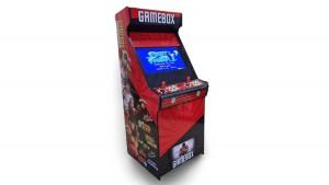 Kırmızı 63 Ekran Atari